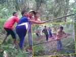 Misi ambil bambu
