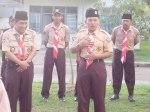 Pengarahan dan Motivasi dari Kapten Azhari